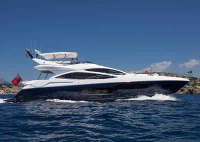Sunseeker 80 Sport Yacht #Seawater